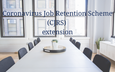 HMRC announce that the Coronavirus Job Retention Scheme (CJRS) to be extended